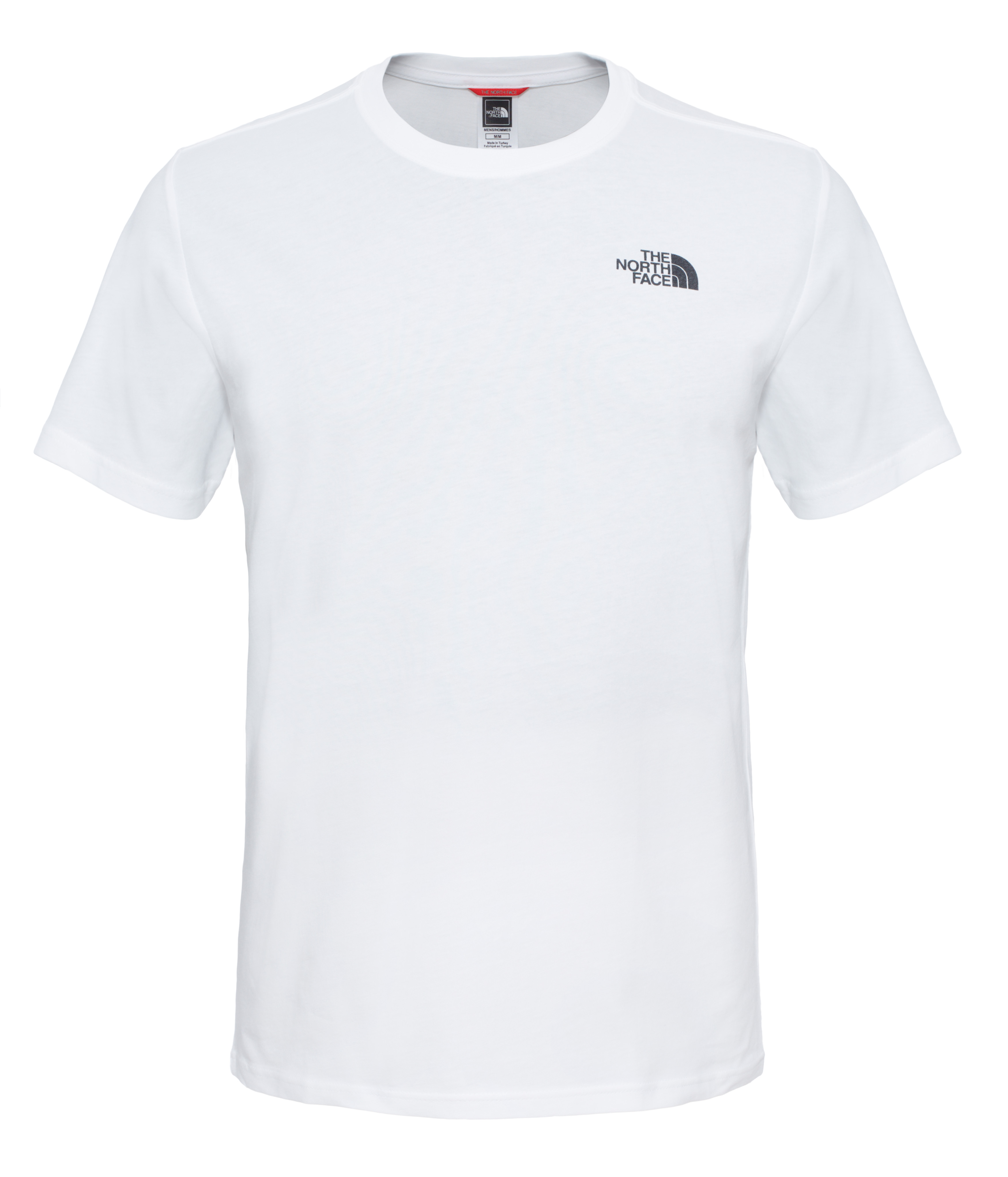 The North Face Red Box Tee Shirt Heren