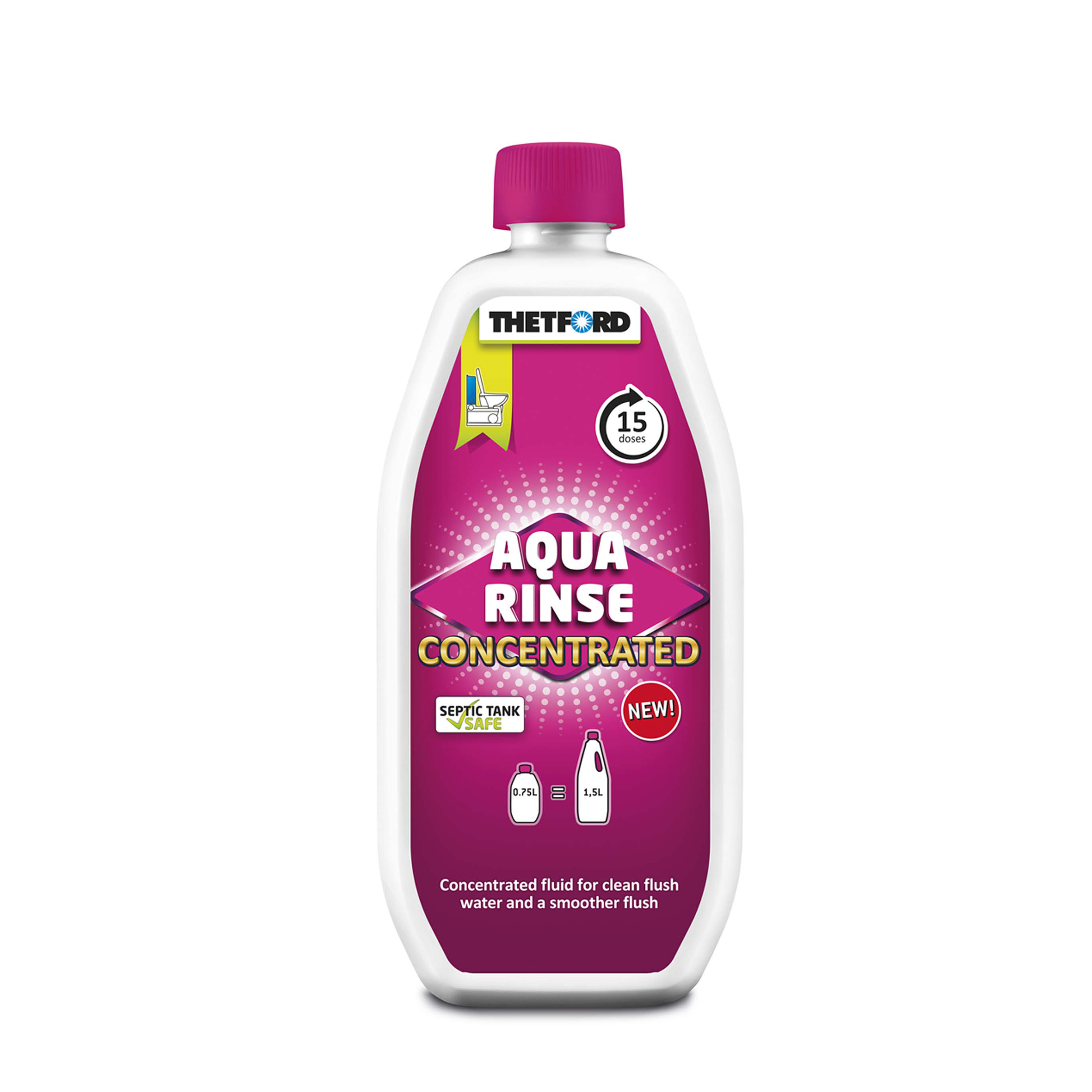 Thetford Aqua Rinse Concentrated 750ml