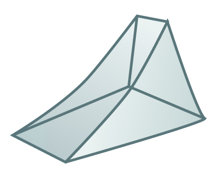 Travelsafe Klamboe Triangle 1p