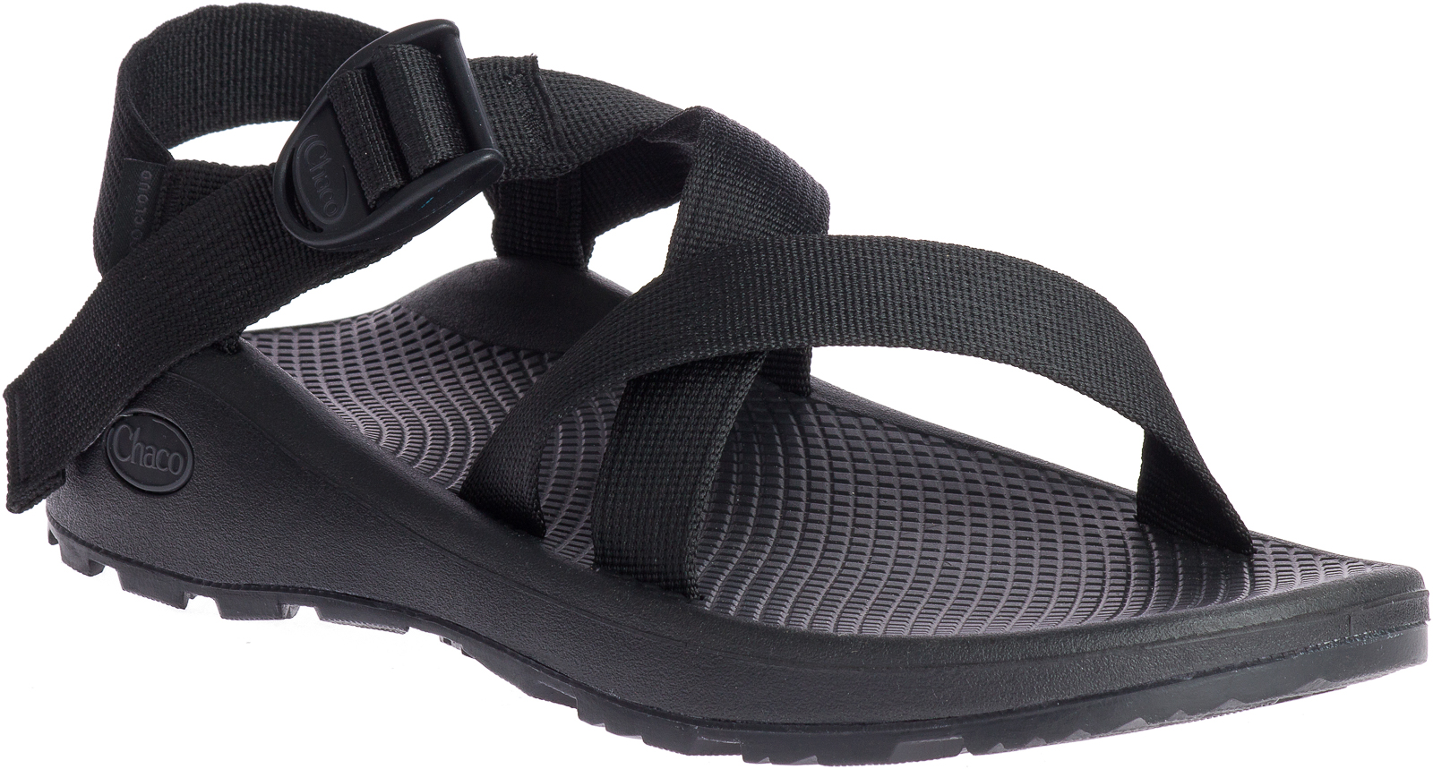Chaco Z/cloud (m) - Solid Black Heren