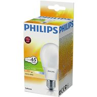 Philips Spaarlamp E27 15W Kogel Softone