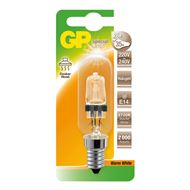 GP Halogeenlamp E14 28W Buis