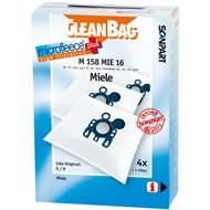 CleanBag Microfleece+ M158MIE16