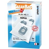 CleanBag Microfleece+ M201NIL3
