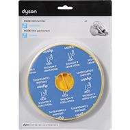Dyson Mema Filter DC08 905401-01 Wasbaar