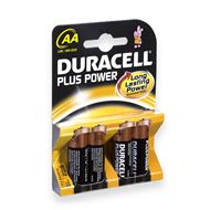 Duracell AA Plus Power Alkaline Batterij