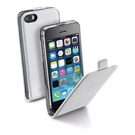 Cellular Line Apple iPhone 5/5s/SE Flipcase Leer
