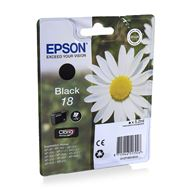 Epson Cartridge 18 (T1801) Zwart
