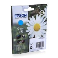 Epson Cartridge 18 (T1802) Cyaan