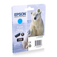 Epson Cartridge 26 XL (T2632) Cyaan