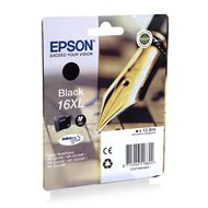 Epson Cartridge 16 XL (T1631) Zwart