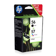 HP 56+57 2-Pack