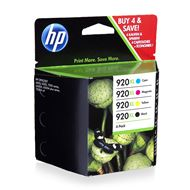 HP 920XL 4-Pack