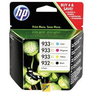 HP 933XL Multipack