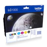 Brother LC1000 Multipack