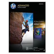 HP Advanced Fotopapier A4 250 gram 25 vellen