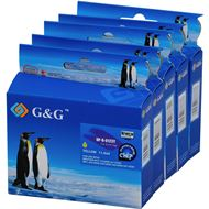 G en G Brother LC123 Multipack