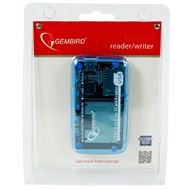 Gembird Externe USB 2.0. Kaartlezer 35 in 1
