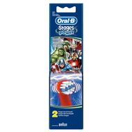 Oral-B Tandenborstels Stages Avengers