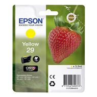 Epson Cartridge 29 (T2984) Geel