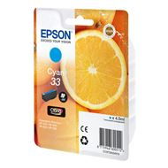 Epson Cartridge 33 (T3342) Cyaan