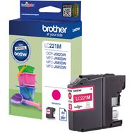 Brother LC221 Magenta