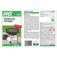 HG Barbecue Reiniger