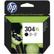 HP Cartridge Zwart 304 XL  300 Pagina's