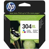HP cartridge kleur 304 XL 300 pagina's