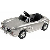 Accu voertuig Mercedes Benz SL300 zilver