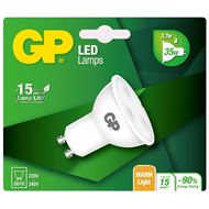 GP Lighting LED GU10 Reflecterend 3,3W GU10