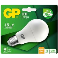 Gp Led Lamp E27 12W 1055Lm Classic Mat