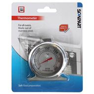 Scanpart Oventhermometer Roestvrijstaal