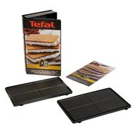 Tefal Wafelplaten XA800512 Snack Collection