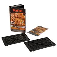 Tefal Wafelplaten Hartvormig XA800612 Snack Collection