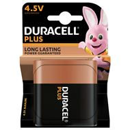 Duracell Plus Power 4,5V Alkaline Batterij