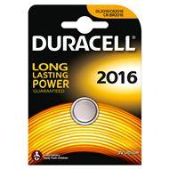 Duracell Batterij 3volt DL2016 Stuk