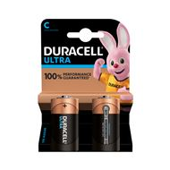 Duracell C Ultra Power Alkaline Batterij