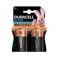 Duracell D Ultra Power Alkaline Batterij