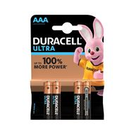 Duracell AAA Ultra Power Alkaline Batterij