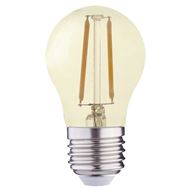 GP Filament-LED Lamp Vintage Gold Mini-Kogel 1,2W E27