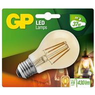 GP Filament-LED Lamp Vintage Gold Classic 4W E27