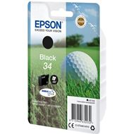 Epson Cartridge 34 (T3461) Zwart