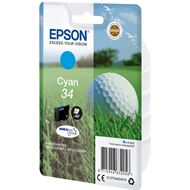 Epson Cartridge 34 (T3462) Cyaan