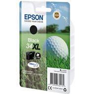 Epson Cartridge 34 XL (T3471) Zwart