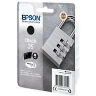 Epson Cartridge 35 (T3581) Zwart