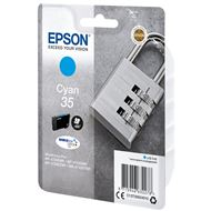 Epson Cartridge 35 (T3582) Cyaan