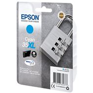 Epson Cartridge 35 XL (T3592) Cyaan