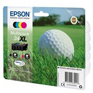 Epson Cartridge 34 XL (T3476) Multipack