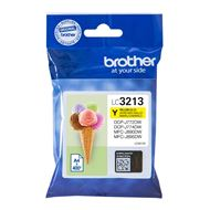 Brother Cartridge LC3213 Geel